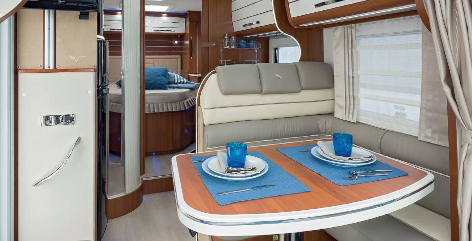 Mobilvetta KEA KEA P62 - Interior