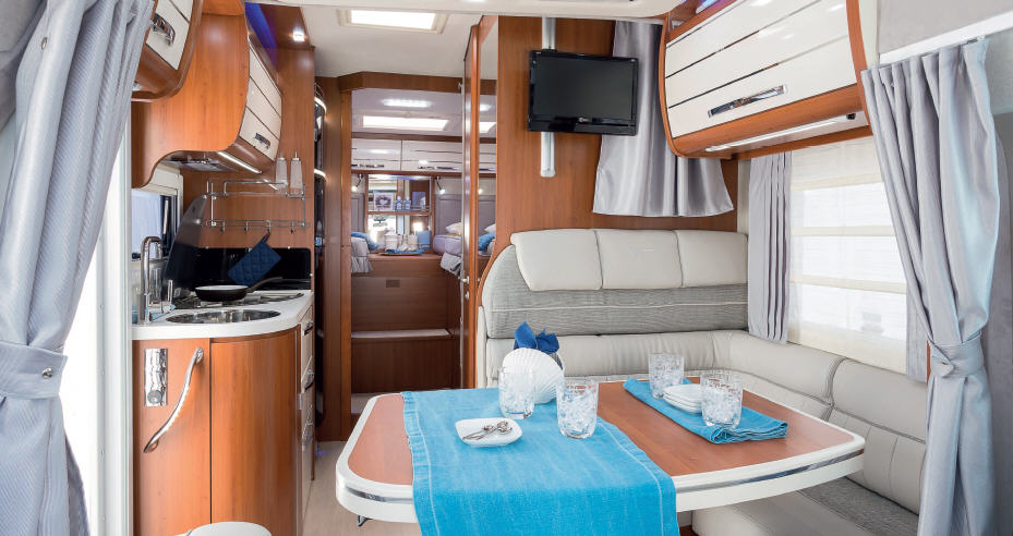 Mobilvetta KEA KEA P64 - Interior