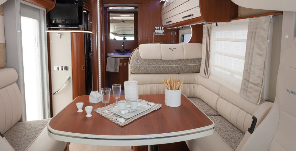 Mobilvetta K-Yacht K-YACHT 79 - Interior