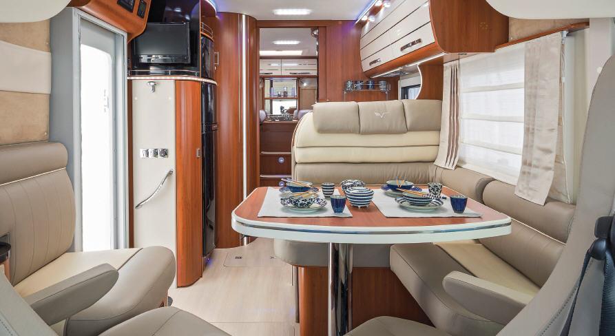 Mobilvetta K-Yacht K-YACHT 85 - Interior