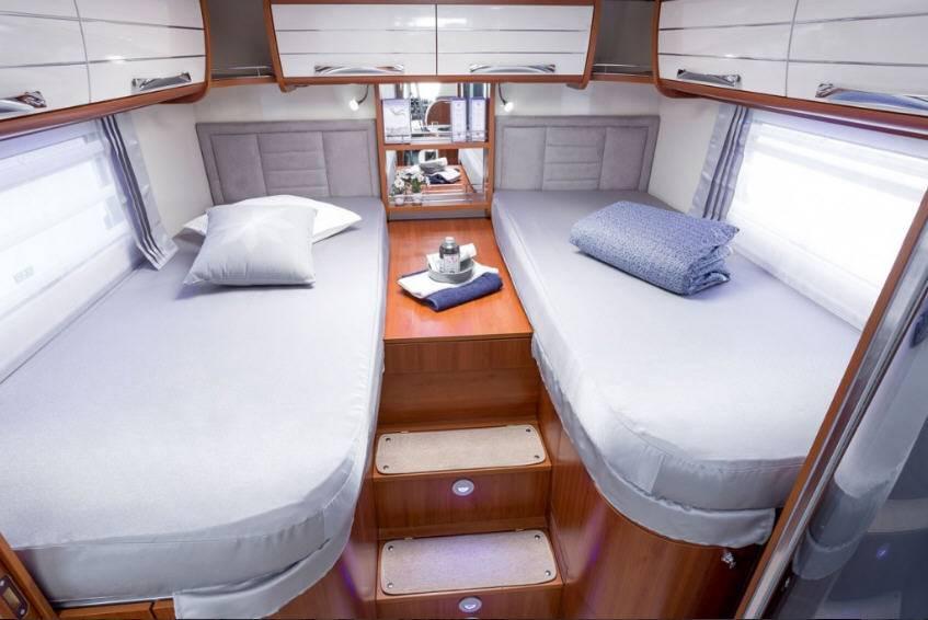 Mobilvetta Kea P65 - Interior
