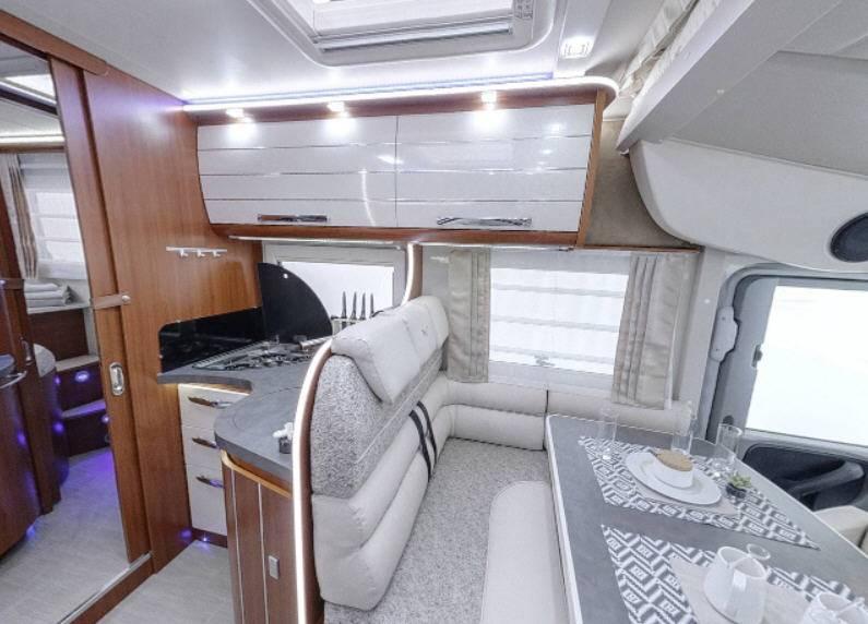 Mobilvetta K-Yacht 79 - Interior