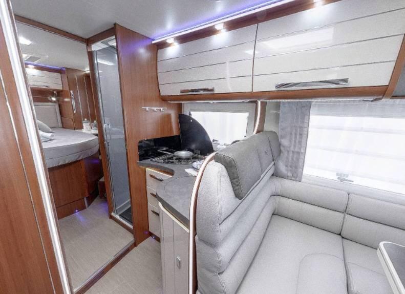 Mobilvetta K-Yacht 89 - Interior