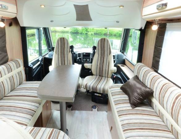 Pilote Reference G 640 LR - Interior