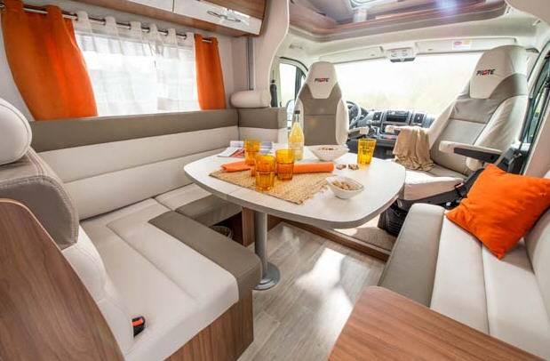 Pilote Pacific P710 P Essentiel - Interior