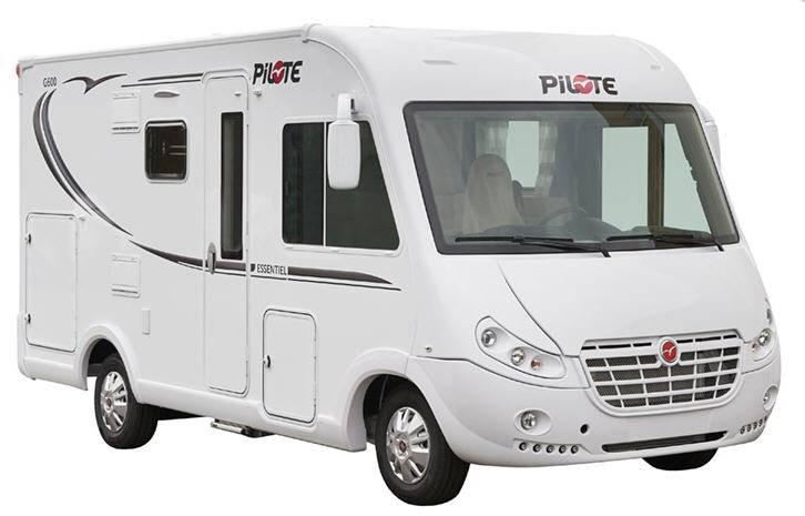 Pilote Galaxy G 600 P Sensation - Exterior