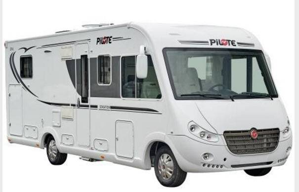 Pilote Galaxy G 741 GJ Emotion - Exterior