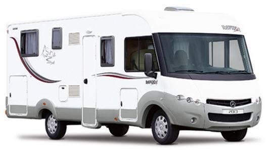 Rapido Serie 8 891 M - Exterior