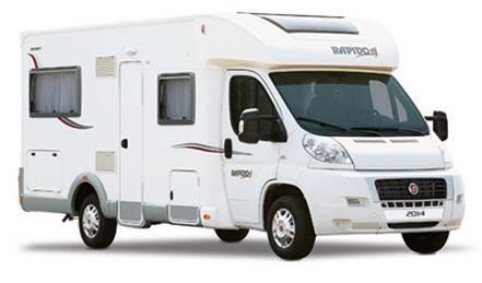 Rapido Serie 6 676 FF - Exterior