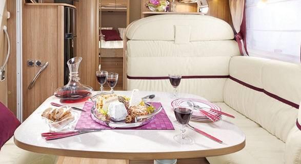 Rapido Serie 7 790 DF - Interior