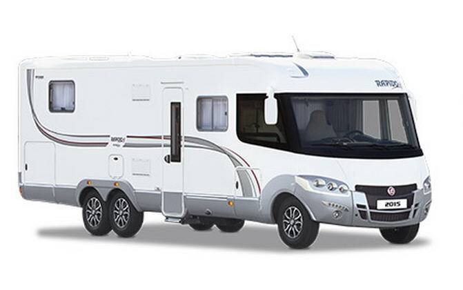 Rapido Serie 10 10001 DFH ALDE - Design Edition - Exterior