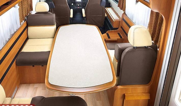 Rapido Serie 10 10001 DFH ALDE - Design Edition - Interior