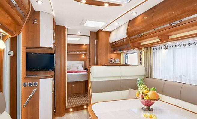 Rapido Serie 9 9000 dH Alde - Interior