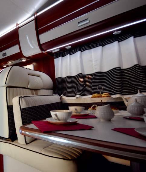 Rimor Super Brig 689 TC - Interior