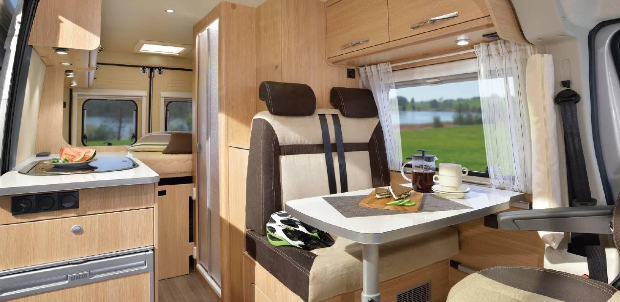 Roadcar R 600 - Interior