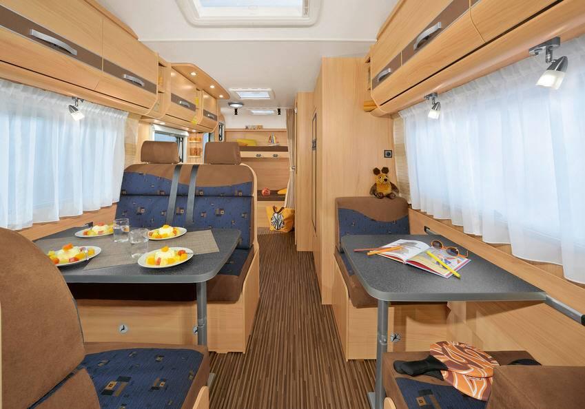 S-Light A 72 - Interior