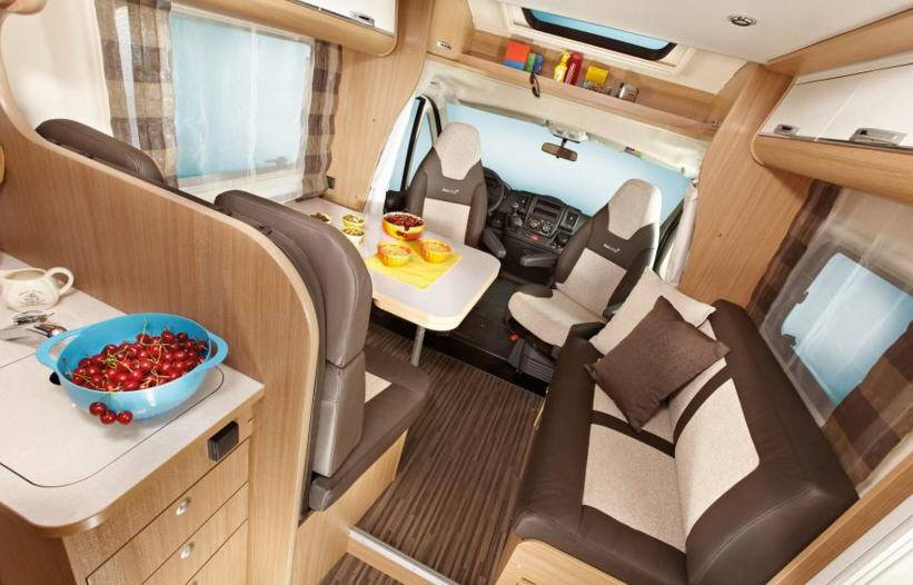 Sun Living Lido M 45 SL - Interior
