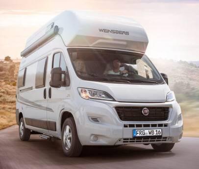 Weinsberg Carabus 601 K - Exterior