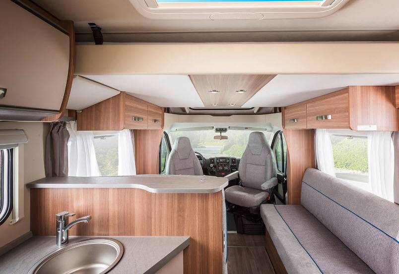 Weinsberg Caraflot 650MFH - Interior