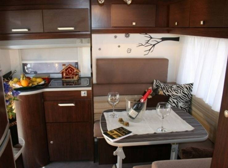 Across Arena 450CDL - Interior