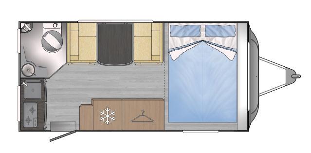 Across Car SAFARI 396 CP - Plano - Distribución