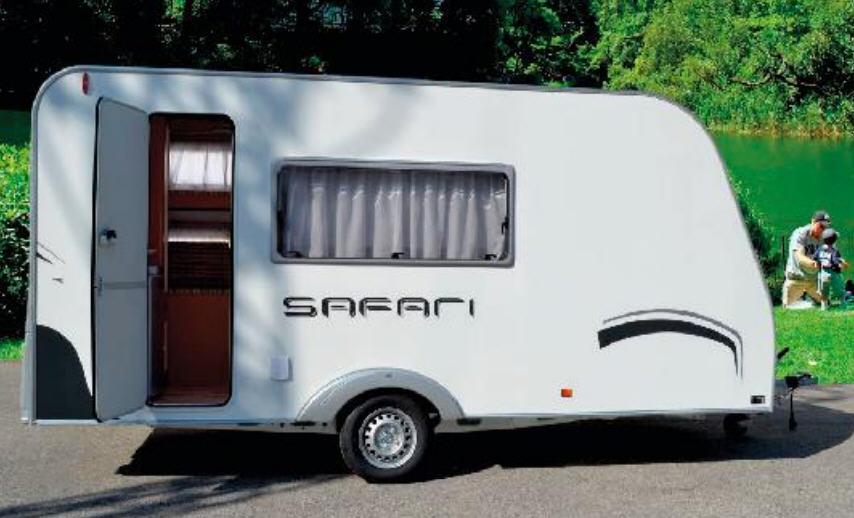 Across Car SAFARI 540 CDL - Exterior