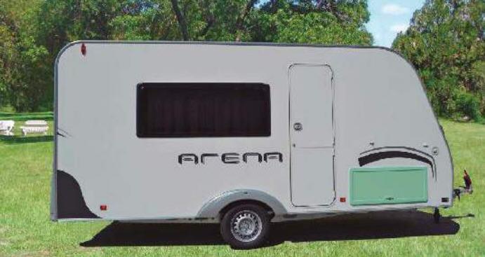 Across Car ARENA 396 CP - Exterior