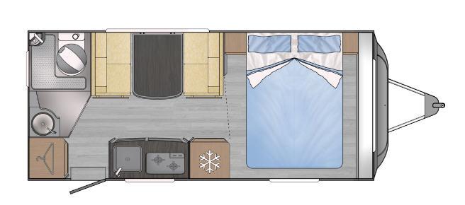 Across Car ARENA 445 CP - Plano - Distribución