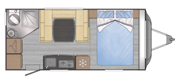 Across Car ARENA 480 CP - Plano - Distribución