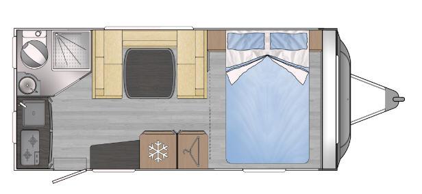 Across Car ARENA 481 CP - Plano - Distribución