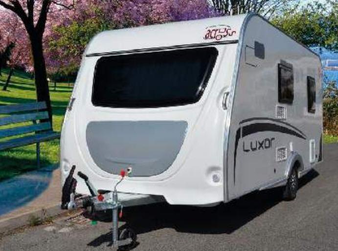 Across Car LUXOR 485 SDL - Exterior