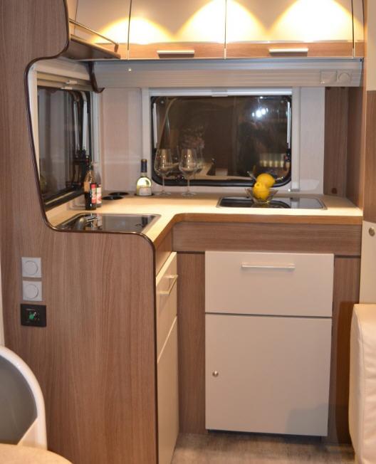 Across Car LUXOR 505 CP - Interior