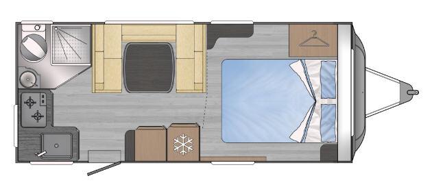 Across Car LUXOR 505 CP - Plano - Distribución