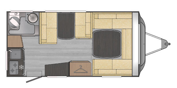 Across Car PREMIUM 440 EK - Plano - Distribución