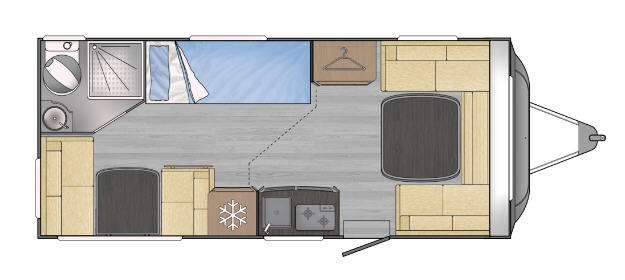 Across Car PREMIUM 498 DDL - Plano - Distribución