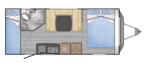 Across Car PREMIUM 510 CDL - Plano - Distribución