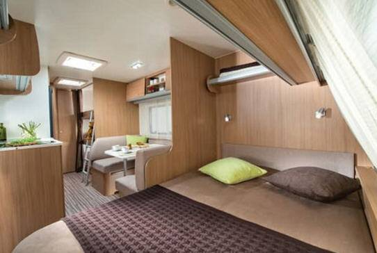 Adria Aviva Move 495 LX - Interior