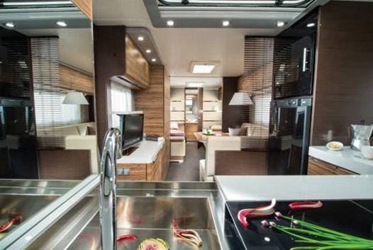 Adria Astella Glam Edition 613 PK - Interior