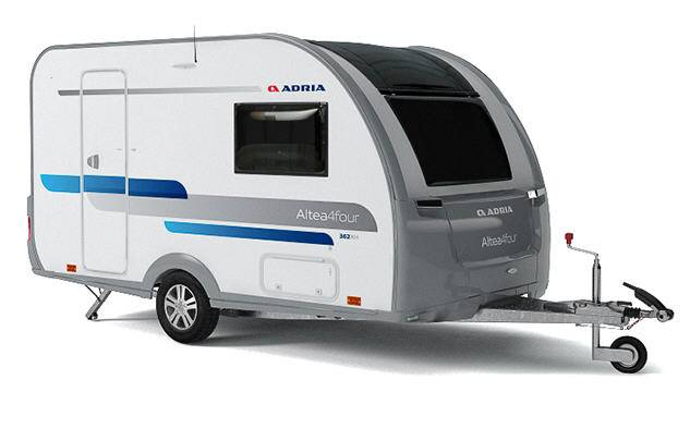 Adria Altea 4 Four - Exterior