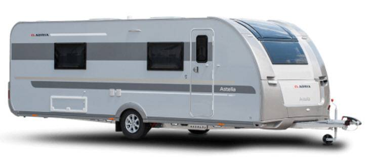 Adria Astella GLAM Edition 663 HT - Exterior