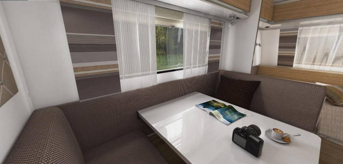 Adria ALTEA 402 PH - Interior