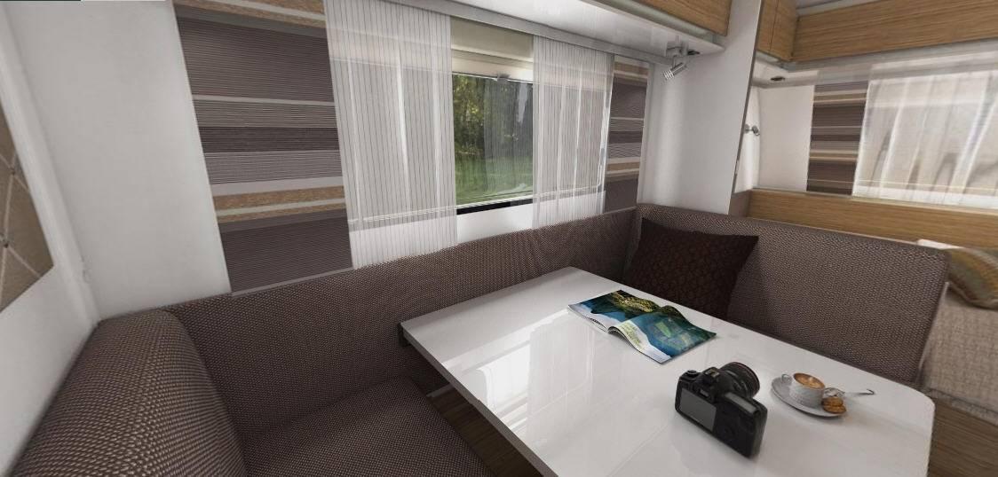 Adria ALTEA 552 PK - Interior