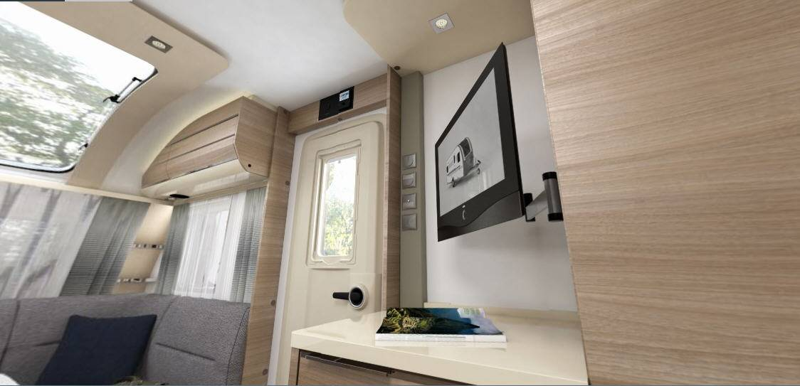 Adria ADORA 593 UP - Interior