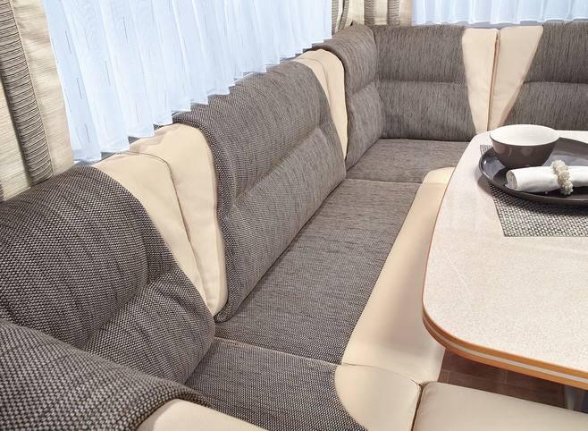 Bürstner Premio 450 TS - Interior