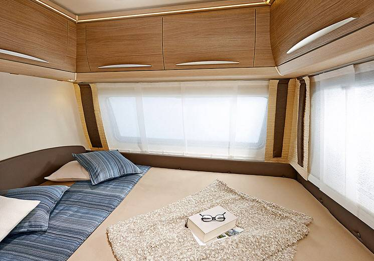 Bürstner AVERSO 560 TK - Interior