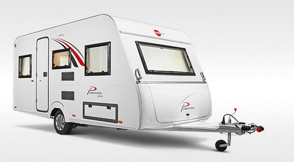 Bürstner Premio 490 TS - Exterior