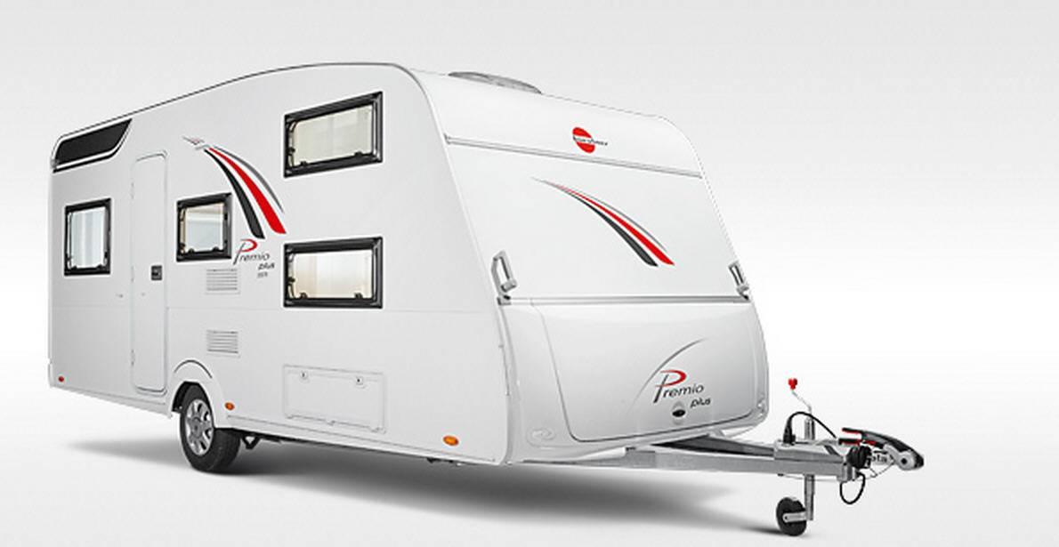 Bürstner Premio Plus 510 TK - Exterior