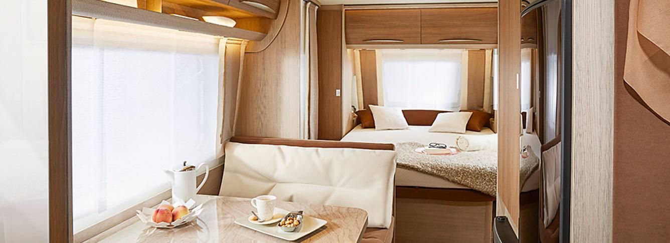 Bürstner Averso 470 TS - Interior