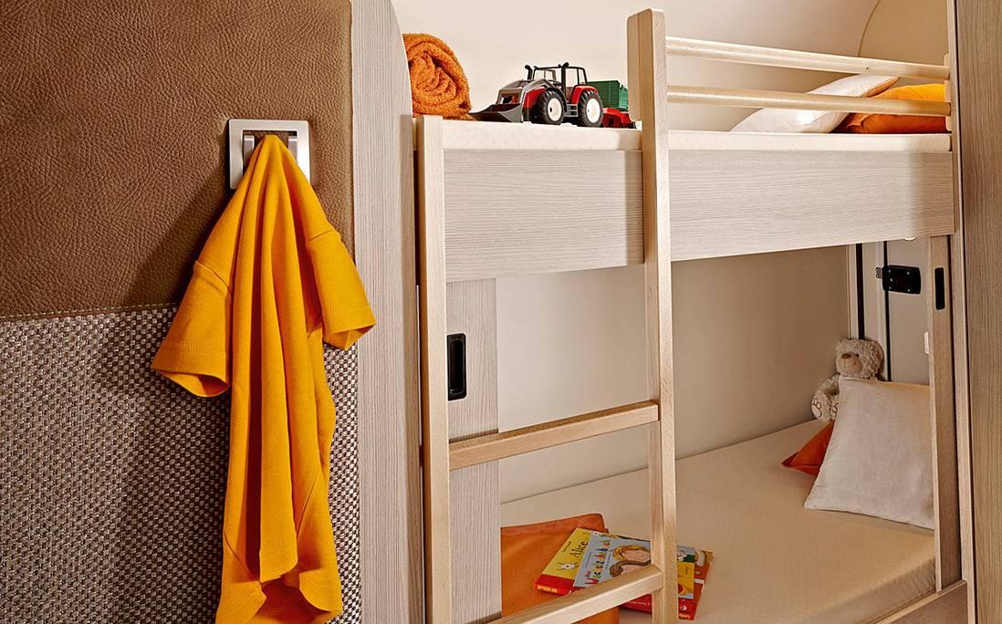 Bürstner Averso 520 TK - Interior