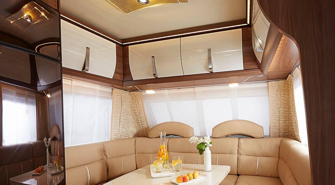 Bürstner Averso Top 465 TS - Interior